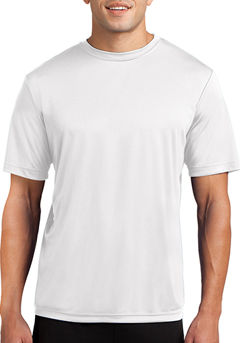 Personalized Sport Tek Posicharge Competitor T Shirts St350 Discountmugs Posicharge technology helps colors and logos stay vibrant longer. discount mugs