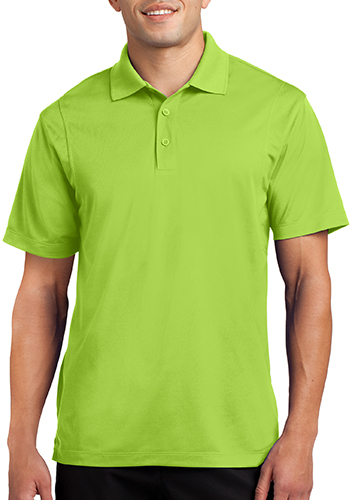 #ST650 Personalized Sport-Tek Men's Micropique Sport-Wick Sport Shirts (3.8oz)