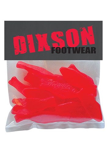 Personalized swedish fish in small header pack mgbh2sf for Swedish fish colors