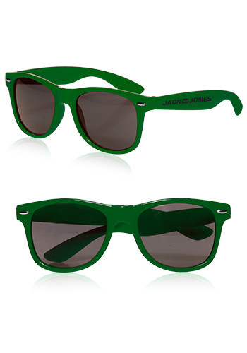 Kelly Green Eyeglass Frames : Sunglasses - Plastic Tahiti Glasses ASGL05