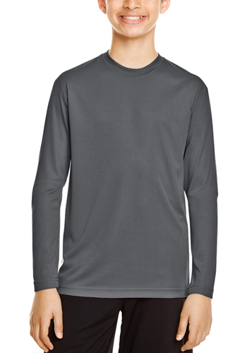 Youth Performance Long Sleeve Shirts