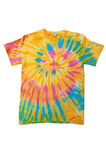 f65cf6a71b29d Tie-Dye Youth Cotton Tie-Dyed T-Shirts | CD100Y