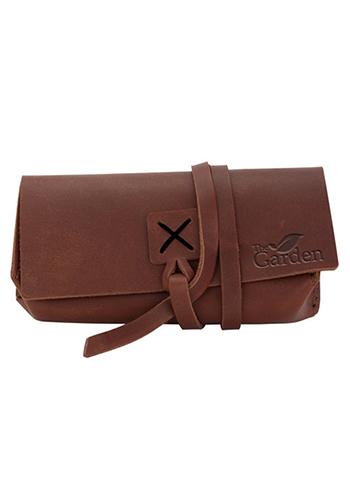 Printed Traverse Draper Leather Sunglass Cases Sutdraper