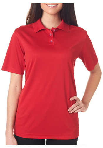 Wholesale Ladies UltraClub Cool & Dry Mesh Sport Polos