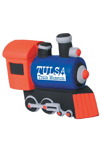 Small Train Stress Balls | AL26608