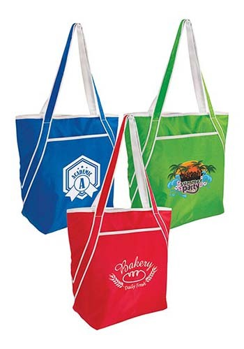 Promotional Bay Cooler Tote Bags