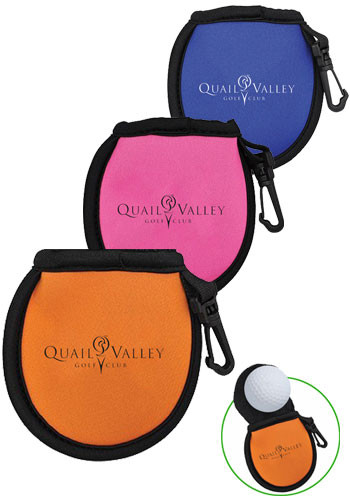 Golf Ball Cleaning Pouches | CRGOLCLPCH