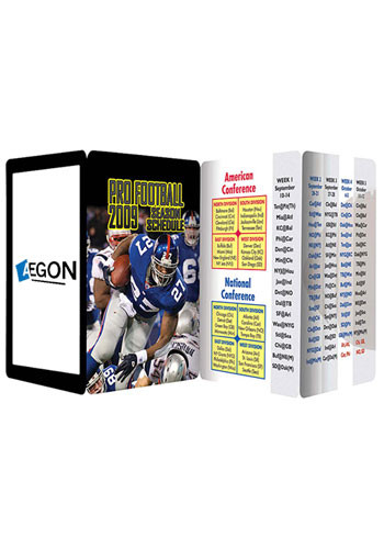 Customized Fact Filled Football Key Points