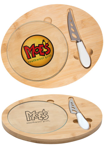 Custom Three Piece Cheese Board Sets