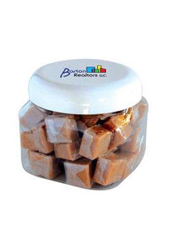Caramels in Large Snack Canisters | MGSQC8CML