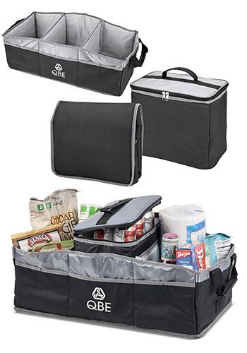 Collapsible 2-in-2 Trunk Organizers | SDFA9050