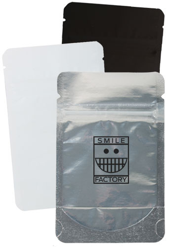 Wholesale 0.25 Oz Smell Proof Bags