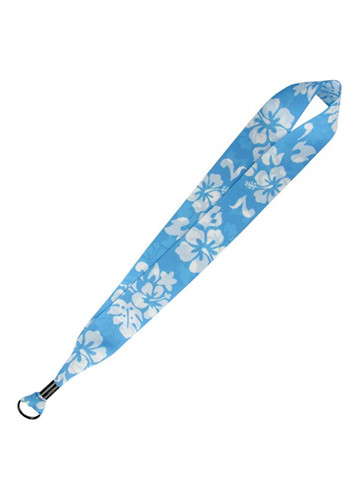 12 Dye Sublimated Gross Grain Ribbon Lanyards | SULRIGS15M