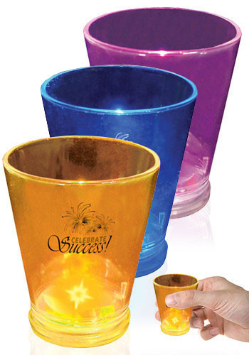 Custom Shot Glasses Personalized with Logo from 19¢ | DiscountMugs