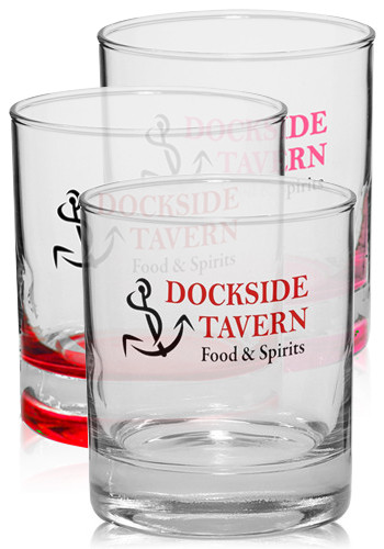 Personalized 10 oz. ARC Old Fashioned Glasses