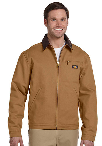 Dickies Adult Blanket-Lined Duck Jackets | 758