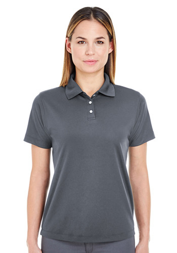 UltraClub Ladies Cool & Dry Stain-Release Polo Shirts | 8445L