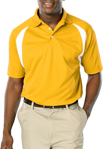 Raglan Wicking Polo Shirts