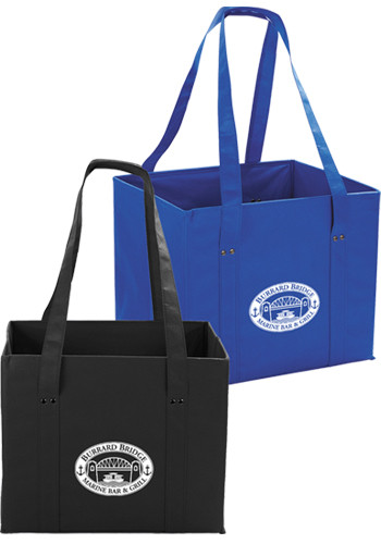 Personalized Non-Woven Collapsible Totes
