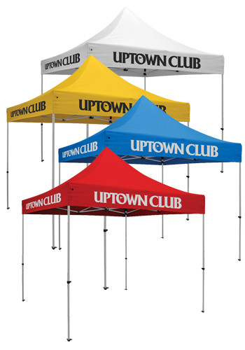 10W x 10H 6 Locations Full-Color Event Tent Kits | SHD240616