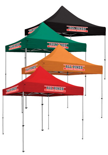 10W X 10H in. 6 Locations Full Color Premium Event Tent Kits | SHD240636