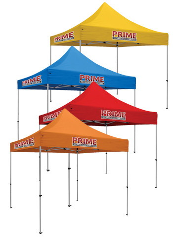 10W X 10H in. 8 Locations Full Color Deluxe Event Tent Kits | SHD240628