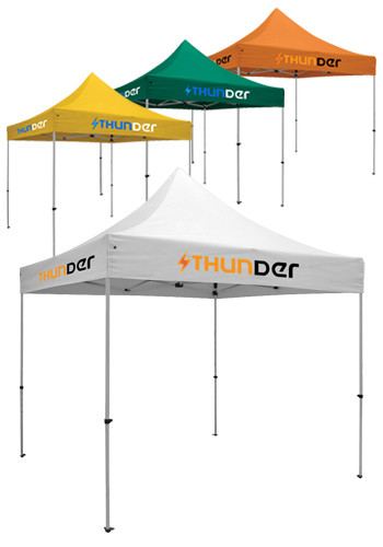 10W X 10H in. 8 Locations Full Color Premium Event Tent Kits | SHD240638