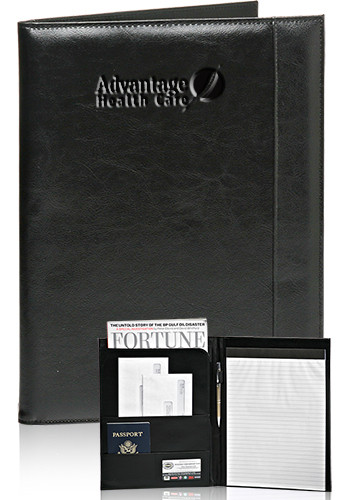 Bulk Writers Leatherette Padfolios