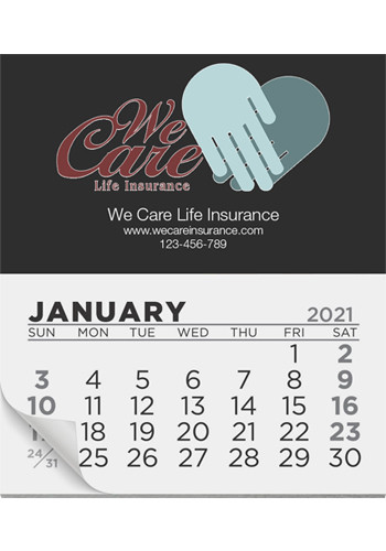 Wholesale 12 Month Calendar Magnets
