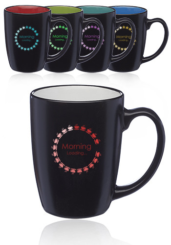 Java Two Tone Coffee Mugs