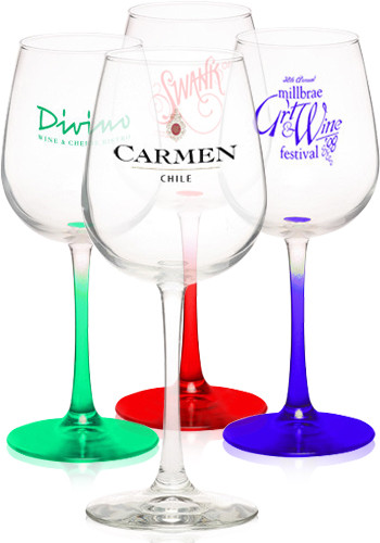 12 oz. Libbey Vina Wine Glasses | 7508
