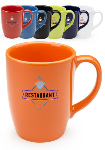Custom Bistro Coffee Mugs Personalized Bistro Mugs For