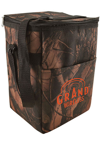 12 pack Camo Cooler Bags | CR12PKCAMOCS
