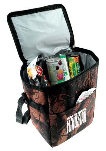 Promotional 12 Pack Camo Cooler Bags