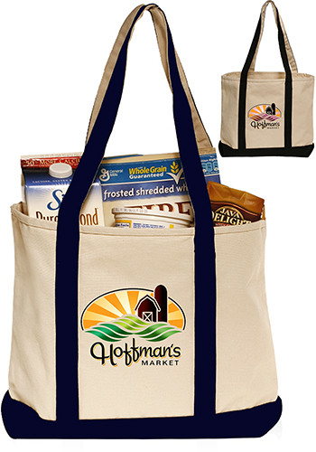 Heavyweight Cotton Tote Bags