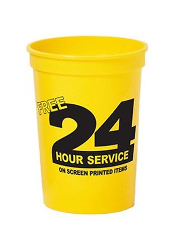 12 Oz. Smooth Stadium Cup   DC12S