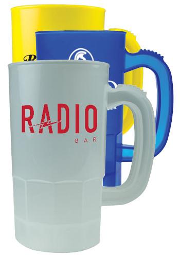 personalized plastic beer mugs steins glasses discountmugs