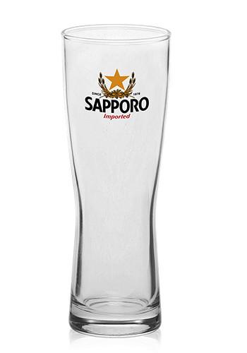 personalized 13 oz milan pilsner glasses 0424al discountmugs