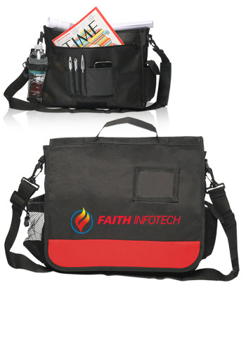 88ff44b7152e Custom Business Messenger Bags