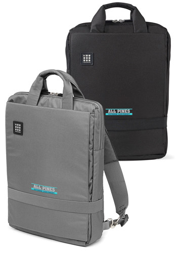15 Inch Moleskine ID Vertical Bag for Digital Devices | GL46109