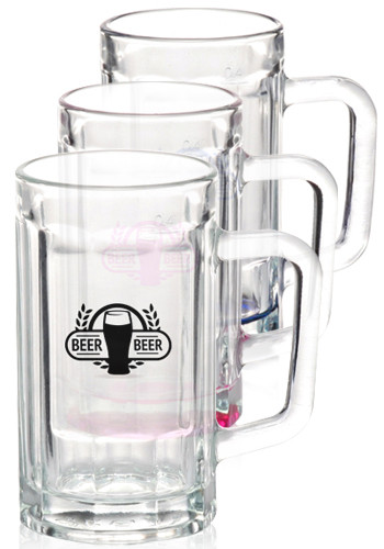Personalized 15 oz. Imported Sports Beer Mug