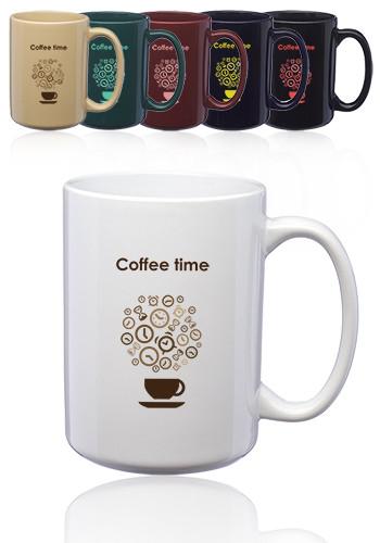 Custom Coffee Mugs – Personalized Mugs at Cheap Prices | DiscountMugs
