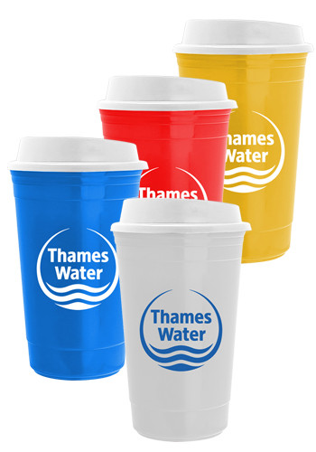 #GRAC14 - 15 oz. Personalized Traveler Tumblers with Insulated Cup