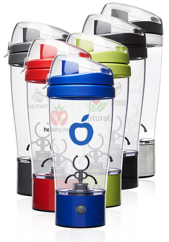 Tornado Electric Shaker Bottles