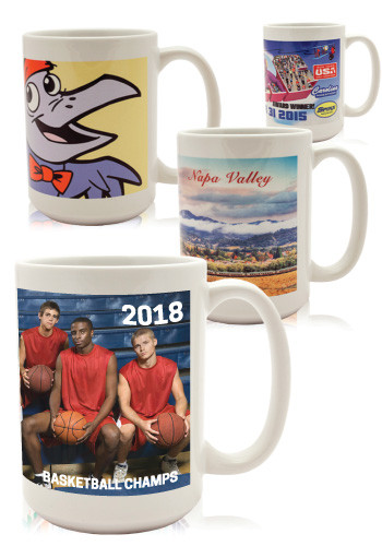 custom coffee mugs personalized with logo from 59 discountmugs