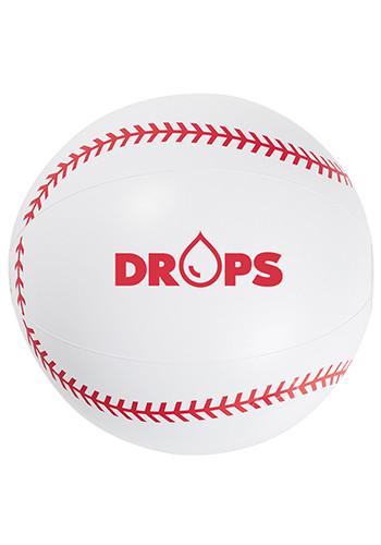 16 Inch Baseball Beach Balls | X20171