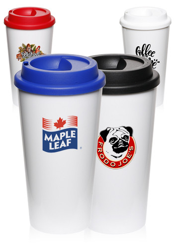 Personalized 16 oz. 2GoCup Plastic Tumblers