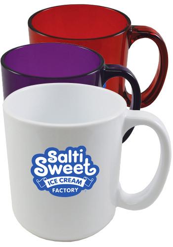 Personalized 16 Oz Acrylic Coffee Mugs Hwccm16