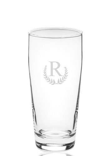 Clear Pub Glasses