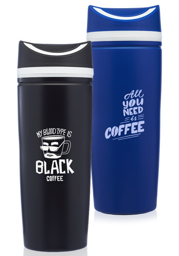 Custom Travel Mugs Personalized With Logo From 1 99 Discountmugs